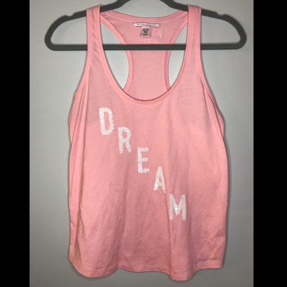 Victoria's Secret Other - Victoria's Secret sleep DREAM sequined tank top
